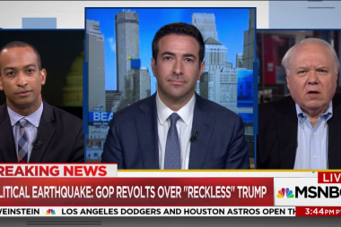 Reagan aide: GOP leaders silence on trump...