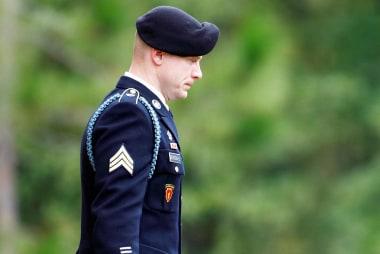 Sgt. Bowe Bergdahl's Sentencing Hearing...