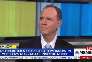 Rep. Adam Schiff on Mueller's Russia Probe...