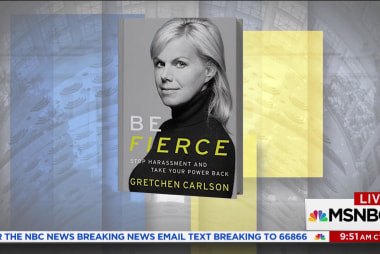 Former FOX host Gretchen Carlson discusses...