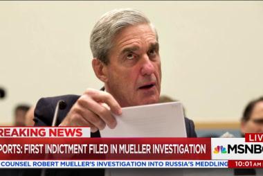Mueller investigation will serve first...