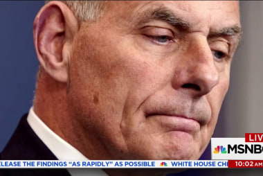 Kelly under fire after Trump's call to...