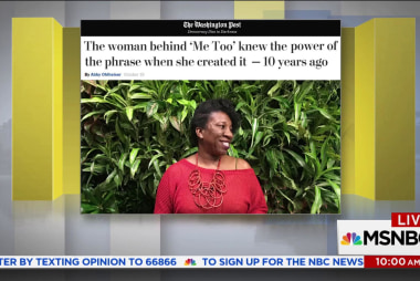 #MeToo movement empowers women to fight...