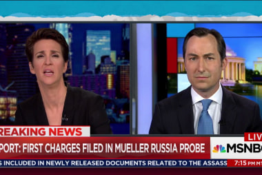 Trump Russia probe may be entering new phase