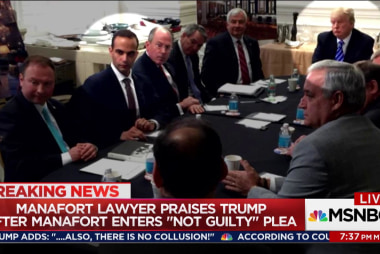 Papadopoulos may have worn wire for Mueller