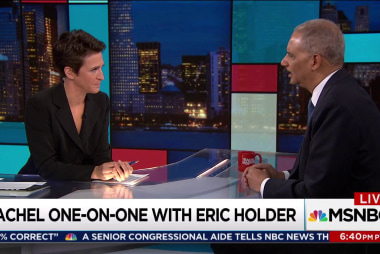 Holder: Trump 'unwise' to attack Sessions