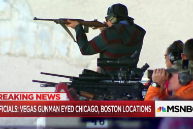 Gun Owners Discuss Massacre at Las Vegas...