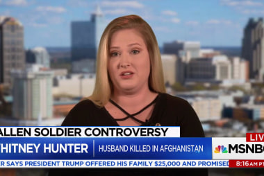 Gold Star Widow: 'I Just Want These Men to...