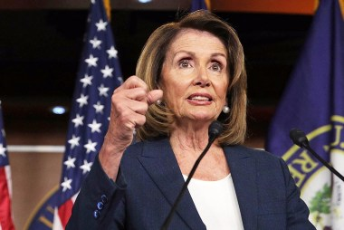 Top House Democrat Calls For Nancy Pelosi...