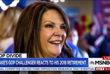 Arizona's  Dr. Kelli Ward Says She's the...