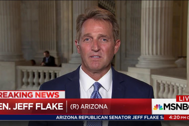 Flake: 'Resentment is Not a Governing...