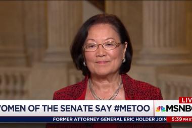 Harassment in Congress? Hirono: I Imagine...