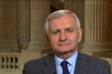Reed on U.S. Fight With Terrorism: 'We Are...