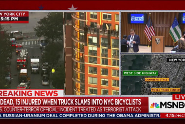 Truck Attack in NYC: What We Know