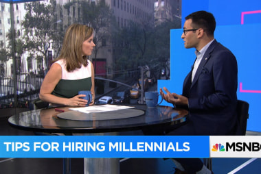 Tips for hiring millennial employees