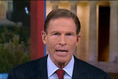Blumenthal: We'll see more indictments soon