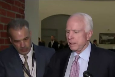 John McCain, Tom Brokaw sit for wide...