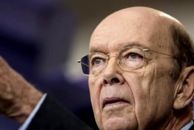 Leaks show Wilbur Ross hid ties to Putin...