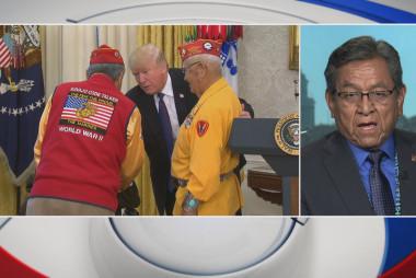 Navajo President: Trump's 'Pocahontas'...