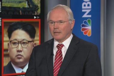 Fmr. South Korea Ambassador: Diplomacy is...