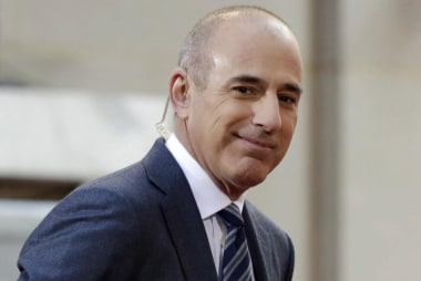 How will fallout of Lauer's dismissal...
