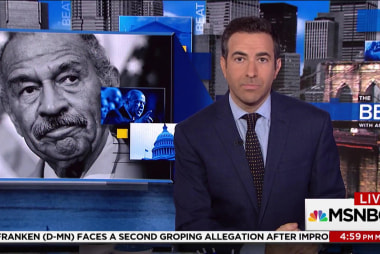 Conyers accused of sexual misconduct