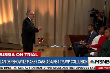 Alan Dershowitz concedes collusion may...