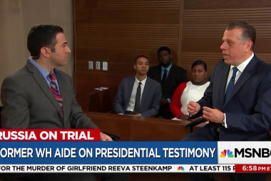 Trumps history under oath suggests he...