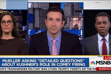 "Fmr prosecutor: ""Inexplicable"" Kushner not..."