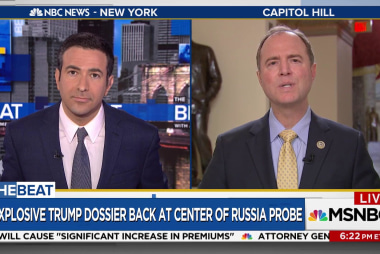 "Schiff: Removing Sessions as AG ""terrible"""