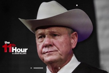 Fifth woman accuses Roy Moore of sexual...