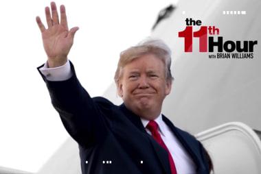 Meacham: under stress, Trump returns to ...