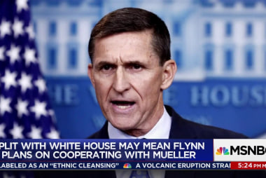 Flynn's lawyer met with Special Counsel