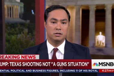 Rep. Castro on Texas shooting: Sickening...