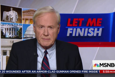 Matthews: We are close to nuclear standoff