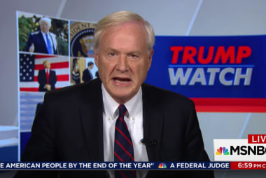 Matthews: Trump doesn't care for wildlife