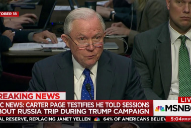 Attorney General Jeff Sessions has some...