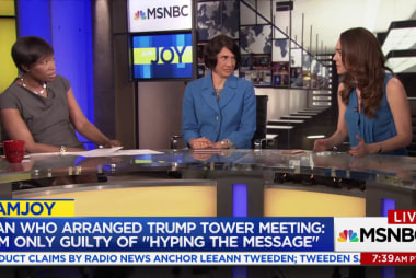 Controversial Trump Tower meeting back in...