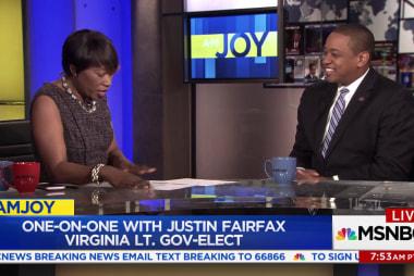 Virginia Lt. governor-elect addresses...