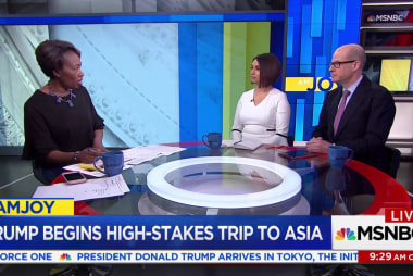Trump on high-stakes trip to Asia as Flynn...