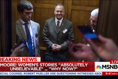 Roy Moore: Allegations 'Completely false...
