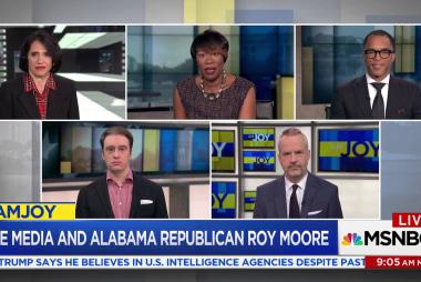 GOP under pressure as Roy Moore maintains...