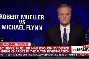 Lawrence: Mueller's playing tough in Trump...
