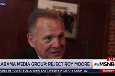 Moore accuser speaks out as AL newspapers...