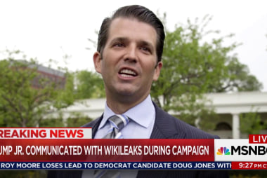 What secret WikiLeaks-Don Jr....