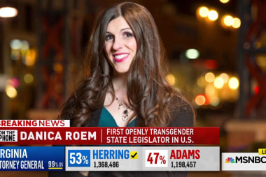 Danica Roem on historic victory: Inclusion...