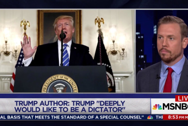 Expert on dictators: Trump on a path of...