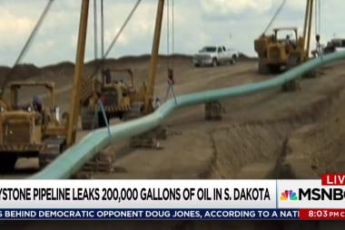 Scandals, tax bills, and a Keystone oil spill