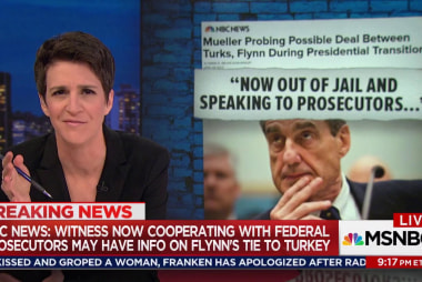 Newly flipped witness may have info on Flynn