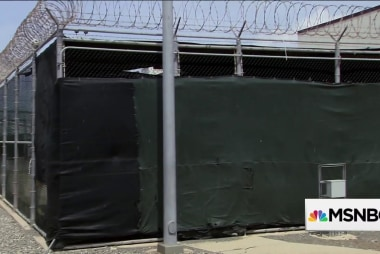 Chaos in Guantanamo over makeshift process